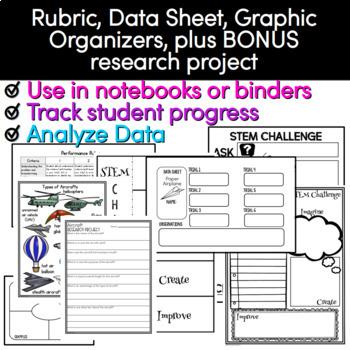 Paper Airplane STEM Challenge - Quick STEM Activity