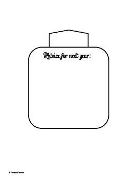 Paper Bag Album Scrapbook Tag Templates