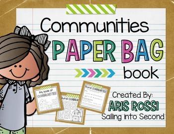 Paper Bag Book Bundle
