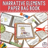Paper Bag Book Report Project for Any Book