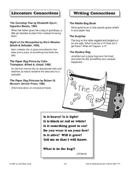 Paper-Bag Book - The Riddle-Bag Book