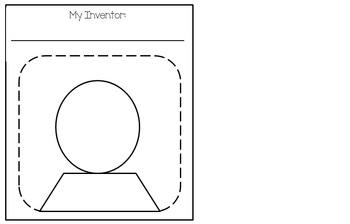 Paper Bag Booklet: Inventors!