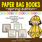 Paper Bag Books: Spring Edition