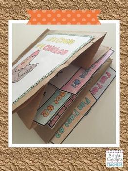 Paper Bag Books: Spring Edition