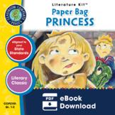 Paper Bag Princess - Literature Kit Gr. 1-2
