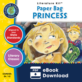 Paper Bag Princess Gr. 1-2