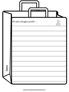Paper Bag Princess Literary Activities