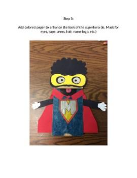 Paper Bag Super Hero