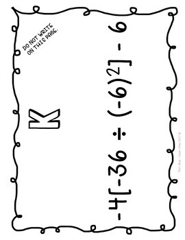 Paper Ball Pitch Order of Operations (with square roots)