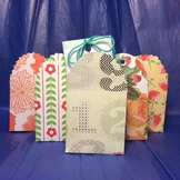 Paper Projects- Construct Small Paper Containers
