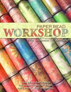 Paper Bead Workshop One