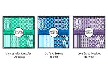 12x12 Paper Bundle 1 {A Hughes Design}