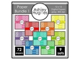 12x12 Paper Bundle 1 {A Hughes Design}