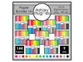 12x12 Digital Paper Bundle 1A {A Hughes Design}