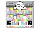 12x12 Digital Paper Bundle 2A {A Hughes Design}