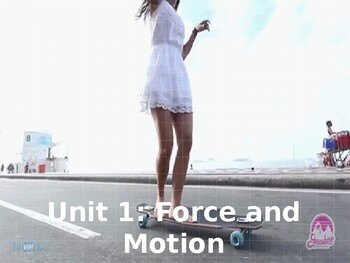 Motion of Objects