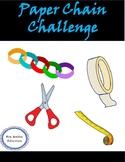 Paper Chain Challenge