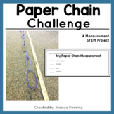 Paper Chain Challenge- Measurement STEM Project