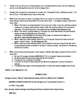 Paper Checklist