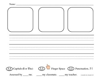 Paper Choice Packet with Student/Peer/Teacher Assessment
