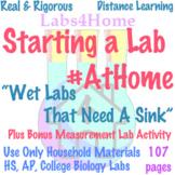 Starting a Lab  #AtHome + Bonus Measurement Lab