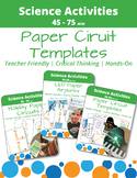 Paper Circuit Templates - Growing Bundle!