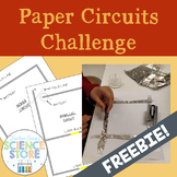 Paper Circuits Challenge- FREEBIE