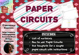 Paper Circuits - Sneak Peek - Freebie!!!