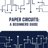 Paper Circuits for Beginners! (with template)