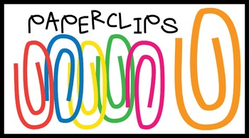 Paper Clips Freebie! {Commercial & Personal Use!}