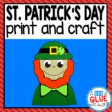 St. Patricks Day Craft Activity and Creative Writing