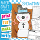 Craft Bundle - Craftivities and Paper Craft Bundle - Cut a