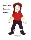 Paper Doll Character Study