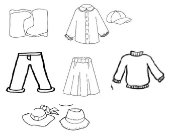 Paper Doll Dress Up for Fall/Winter