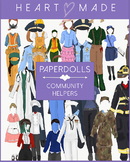 Paper Dolls: Community Helpers
