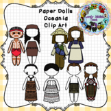 Paper Dolls: Traditional Clothing of Oceania