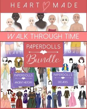 Paper Dolls: Walk through Time