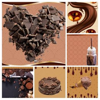 Paper Download Chocolate Graphic PDF