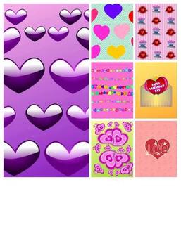 Paper Download Valentines Graphic PDF