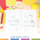 Editing and Revising Activities for Secondary Students