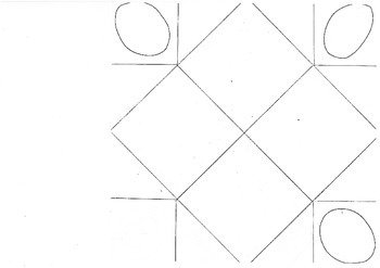Paper Fold Guess Game Template