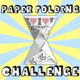 Paper Folding Challenge