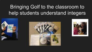 Paper Golf: An Amazing Way to Understand Integers