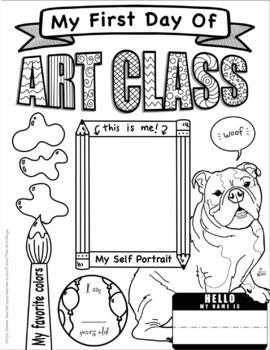 Circle Weavings description poster