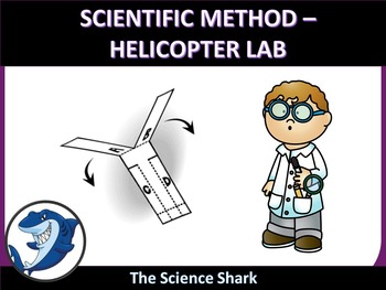 Paper Helicopter Lab - Scientific Method