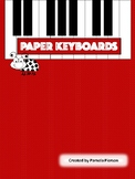 Paper Keyboards
