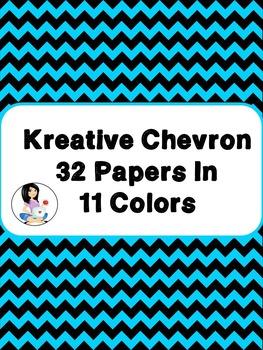 Paper Kreative Chevron