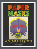 Paper Mask Unit with Printables