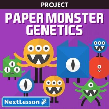 Paper Monster Genetics