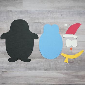 Penguin Craft - Winter Craft